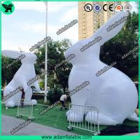 Wholesale White Inflatable Bunny,Easter Inflatable,Lighting Inflatable Bunny from china suppliers