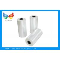 Wholesale Eco - friendly 40 - 50 mic Transparent PETG Shrinkable Sleeve Label Films For Beverage from china suppliers
