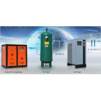 China Direct drive rotary type 37KW double screw air compressor factory in China on sale