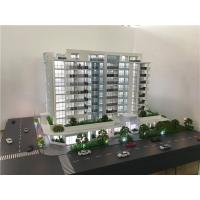 Wholesale Ceilling Light Architectural Model Making Materials For Apartment  , 1/75 Scale Maquette Building from china suppliers
