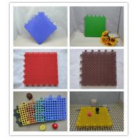 Wholesale Square Interlocking Sports Flooring Anti Slip For Dance from china suppliers