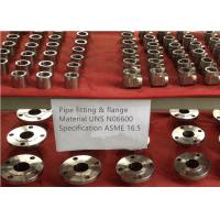 China UNS N06600 Heat Resistant Alloys W.Nr.2.4816 / INCONEL® 600 Good Workability on sale