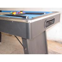 China Full size commercial professional foldable mini table top pool tables for kids / childrens on sale
