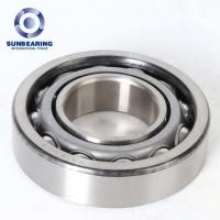 Wholesale SUNBEARING Angular Contact Ball Bearing 7211AC Silver 55*100*21mm Chrome Steel GCR15 from china suppliers