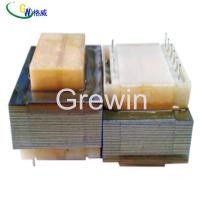 China with 100% test passed and hi-pot shock  for Measuring instruments Grewin Ei Low Frequency Transformer on sale