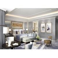 Luxurious Commercial Hotel Style Bedroom Furniture Five Years Warranty for sale