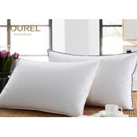 Wholesale 4 - 5 Star Hotel Quality Pillows 30% Duck Down Pillows 50*80cm from china suppliers