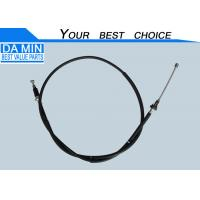 Buy cheap ISUZU Emergency Brake Cable Auto Parts 2100 MM Long For TFR Custom Package from wholesalers