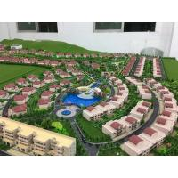 Wholesale Led Lighting Architectural Model Making Materials , Real Estate Scale Mockup from china suppliers