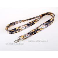Wholesale Double Sides Dye Sublimation Soft Printed ID Neck Lanyard, Holiday ID Lanyard from china suppliers
