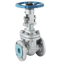 Wholesale Flanged End API 600 Gate Valve CABON STELL Rising stem from china suppliers