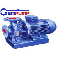 Wholesale IS type industrial clean water centrifugal pump / Garden irrigation pump from china suppliers