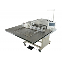 Wholesale 600mm*400mm 7.5 Inch LCD Computerized Pattern Sewing Machine from china suppliers
