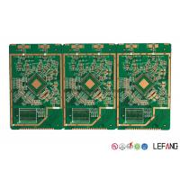 Wholesale Multilayer RoHS Communication PCB Circuit Board With Green Solder Mask from china suppliers