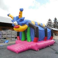 Wholesale Jumping Backyard Bouncers Fire Resistant Outdoor Betty Bug Bouncer from china suppliers