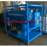 Horizontal Vacuum Dielectric Oil Purifier, SIngle Stage Vacuum Transformer Oil Purifier, Oil Purification plant supplier for sale