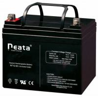 Buy cheap AGM/VRLA/SMF/SLA Vacuum Cleaners Batteries(12v31Ah) from wholesalers