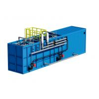 Wholesale Electroplating Industrial Wastewater Treatment Systems , Waste Water Purification System from china suppliers