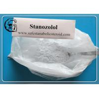 Wholesale Stanozolol Oral Anabolic Steroids For bodybuilding steroid CAS 10418-03-8 from china suppliers
