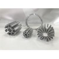 Quality standard Industrial Aluminium Heat Sink / Aluminium Extrusion Profiles for sale