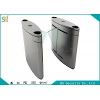 Wholesale Stainless Steel Flap Barrier Gate Turnstile, Card Reader Subway Turnstiles from china suppliers