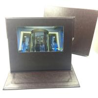 Buy cheap A45 matt cover 4.3 inch video postcard mailer,video booklets for promotion from wholesalers