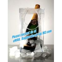 Wholesale Ice wine bags, wine carriers, juice beverage bags, drink ice bags, wine gift, portable from china suppliers