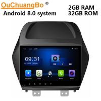 Buy cheap Ouchuangbo car gps nav audio stereo for Hyundai IX35 support USB SWC 1080P Video from wholesalers