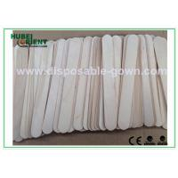 Buy cheap Surgical / Medical Hospital Disposable Products Wooden Tongue Depressor , 15*1 from wholesalers