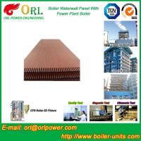 Quality Condensing Gas Boiler Water Walls For Petrochemical Biomass Diesel Boiler for sale