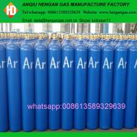 Wholesale compressed 99.999% purity argon as welding gases from china suppliers