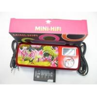 Wholesale OEM Colorful Card Rechargeable Mini Speakers with  LED Multi-function Digital Screen from china suppliers