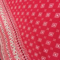 """Wholesale Fashion Printed Rayon Fabric 105 - 110gsm Plain Style With 54/55"""" Width from china suppliers"""