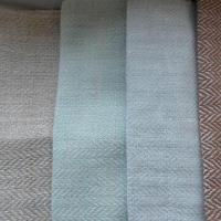 China Linen Cotton, Ramie Cotton/Yarn-dyed Linen Fabric, Width can be 132-inch on sale