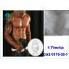 17beta 5alpha Testosterone Anabolic Steroid 17- Dimethylandrost -1-En-3-One White Crystalline Powder for sale