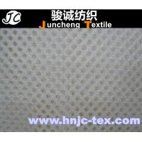 Polyester Fluorescent Yellow Fabric Mesh Fabric for Safety Vest /apparel