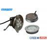 Multi Color Decorative 27w RGB Submersible LED Pool Light Anti Corrosion for sale