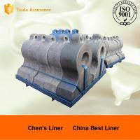 Wholesale High Cr Cast Iron Retention Ring Applied in Cement Mill , More than HRC48 Hardness from china suppliers