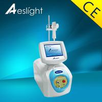 Quality 1550 Erbium Glass Fractional Laser Machine For Stretch Mark Reduction , Scar Removal Machine for sale