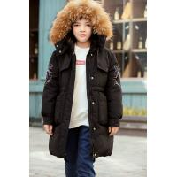 Kid Boutique Clothing Lots Wholesale Winter New Style Children Sport Puffy Duck-Down Jacket for sale