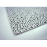 Wholesale 150gsm Light Gray Non Woven Felt Carpet Underlay With Floral Dot from china suppliers