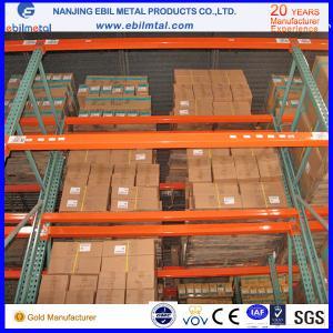Wholesale 2016 Popular Steel Teardrop Pallet Racking / USA / Australia Type Pallet Racking from china suppliers