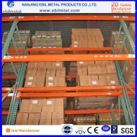 Buy cheap 2016 Popular Steel Teardrop Pallet Racking / USA / Australia Type Pallet Racking from wholesalers