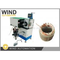 China Motor Stator Coil  Stitched Cord Knit Lacing Machine For Frame 112,132,160 on sale
