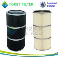 Wholesale FORST Air Filter  Cartridge Industrial Polyester Filter Manufacturer from china suppliers