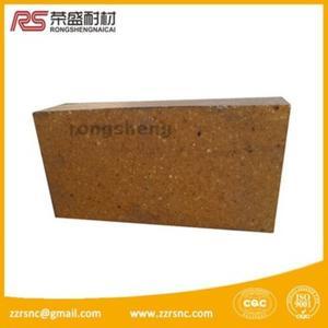 Buy cheap 230x114x65mm  Al2O3 ≥70  Anti-stripping High Alumina Refractory Bricks from Wholesalers