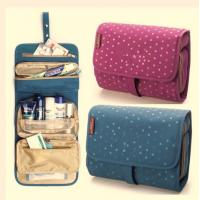 Wholesale Colorful Travel Travel Makeup Bag , Cosmetic Rolling  Travel Bags For Women from china suppliers