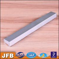Buy cheap ITEM E09 CC128mm foggy silver customized ALUMINUM kitchen cabinet cabinet door pull handles from wholesalers