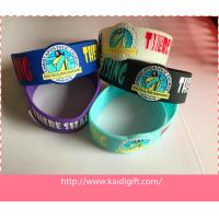 fashion design china made silicone wristband for sale