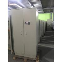 Wholesale Chemical Security Hazardous Storage Cabinets White With Electronic Lock from china suppliers